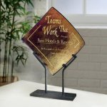 Bronze Iridescence Diamond Awards